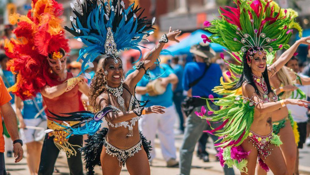 Werkelijke voordelen voor de gezondheid die komen met regelmatig samba dansen
