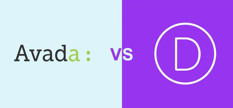Avada of Divi? De vraag van elke WordPress theme kenner